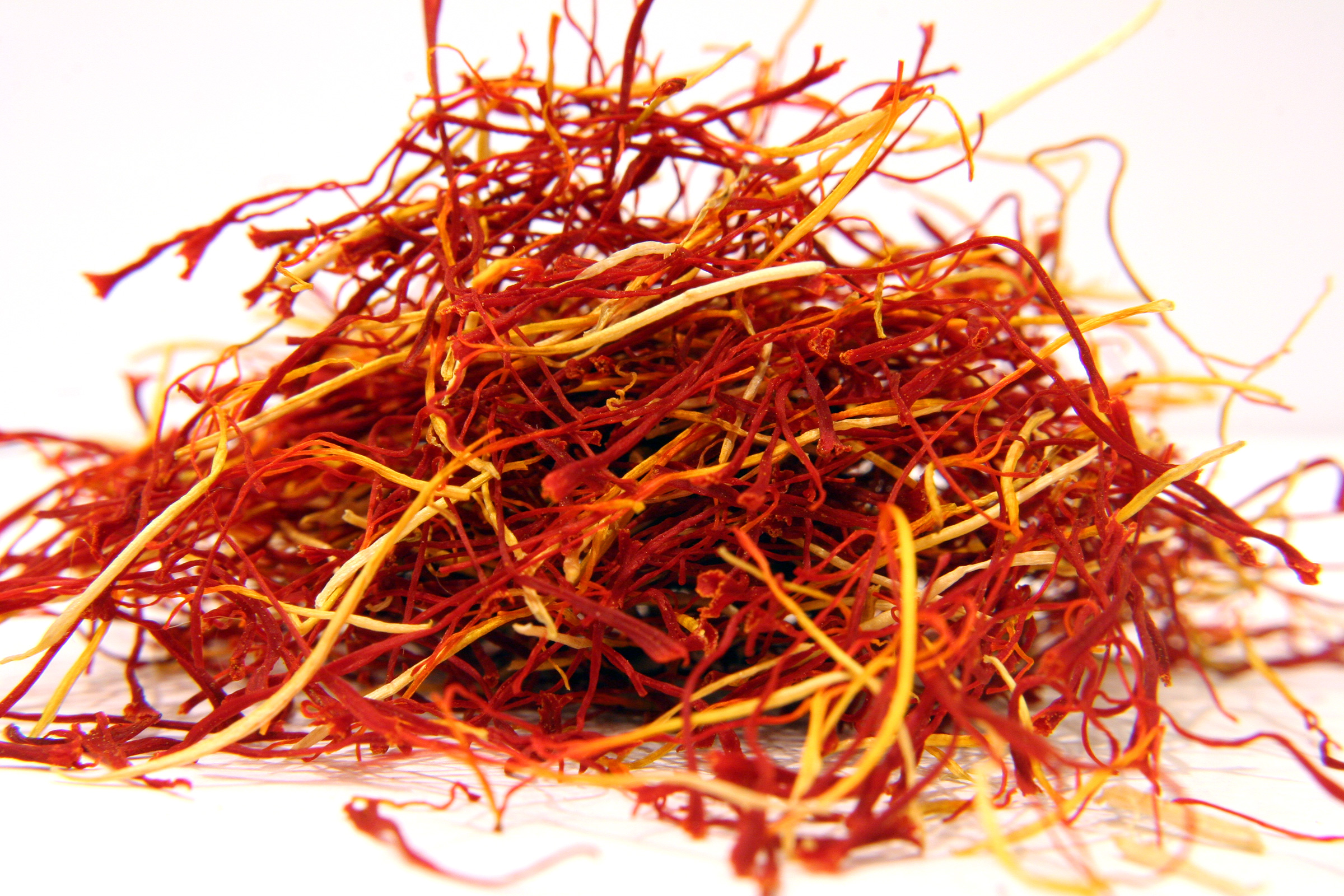 Saffron can protect sight